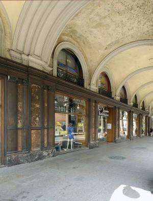 London Impermeabili della sartoria Morbidelli, veduta esterna, Fotografia di Marco Corongi, 2005 ©Politecnico di Torino