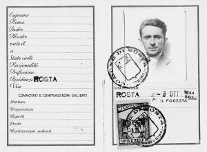 Alessandro Galante Garrone (Vercelli, 1909 - Torino, 2003)
