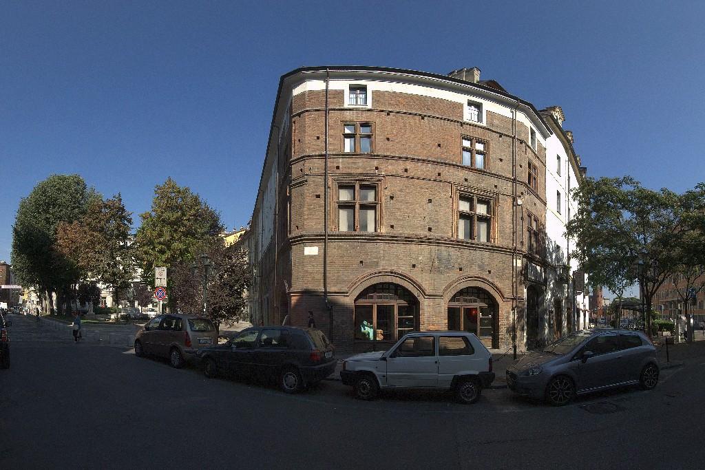 Albergo della corona grossa o casa broglia museotorino - Casa della lampadina torino ...