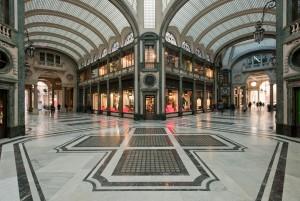 Galleria San Federico e Cinema Lux