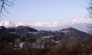 Depressione allungata di origine fluviale tra Torre e San Vito, Collina di Torino