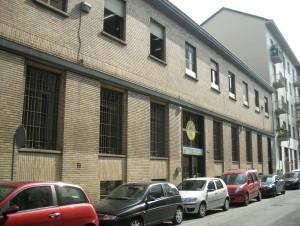 Edificio ad uso abitazione e magazzino in via Abate Antonio Vassalli Eandi 26