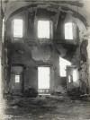 Via Po, Regia Università. Effetti prodotti dai bombardamenti dell'incursione aerea dell'8-9 dicembre 1942. UPA 2676_9C04-47. © Archivio Storico della Città di Torino