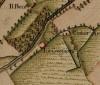 Cascina Chiabotto Quaglia.Carta Topografica della Caccia, 1760-1766 circa, © Archivio di Stato di Torino