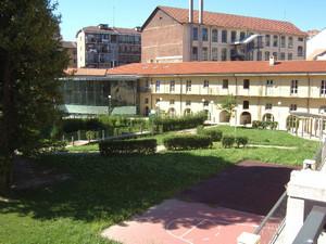 L'area ristrutturata. Fotografia di Davide Anselmo, 1 settembre 2010. ©MuseoTorino.