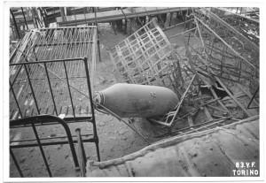 L'offesa aerea. Tipologie di bombe