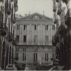 Palazzina Porta Bava, poi Rossi di Montelera