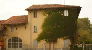 Casa padronale della cascina Tre Tetti Nigra. Fotografia di Edoardo Vigo, 2012.