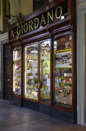 Giordano, esterno, 2017 © Archivio Storico della Città di Torino