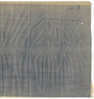 Bombardamenti aerei. Censimento edifici danneggiati o distrutti. ASCT Fondo danni di guerra inv. 2041 cart. 42 fasc. 47 (seconda parte). © Archivio Storico della Città di Torino