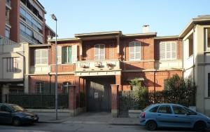 Edificio di civile abitazione già Pastificio Subalpino