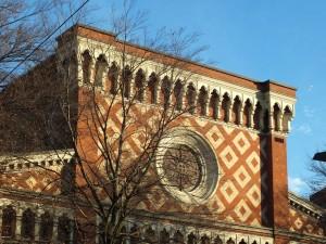 Chiesa di San Gioacchino, particolare della facciata. Fotografia di Paola Boccalatte, 2014. © MuseoTorino