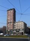 Bbpr, edificio per uffici e abitazioni, 1959. Fronte su piazza Statuto. Fotografia di Davide Rolfo, 2012. © MuseoTorino