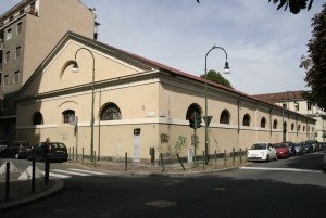 Ex caserma Cesare di Saluzzo