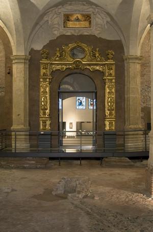 Palazzo Madama Corte Medievale. Fotografia di I&W Atelier, 2008. © Fondazione Torino Musei