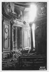 Santuario della Consolata (interni), Piazza della Consolata. Effetti prodotti dai bombardamenti dell'incursione aerea del 12-13 agosto 1943. UPA 3902_9E03-06. © Archivio Storico della Città di Torino/Archivio Storico Vigili del Fuoco