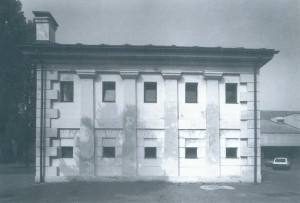Foto storica di parte della cascina La Marchesa, già La Florita dopo la ristrutturazione. © EUT 6.