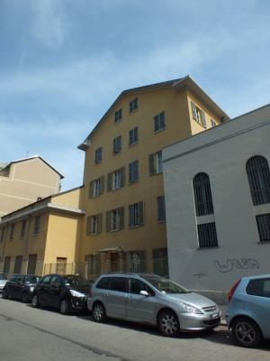 Istituto e chiesa della Natività di Maria SS., parrocchia Santa Monica