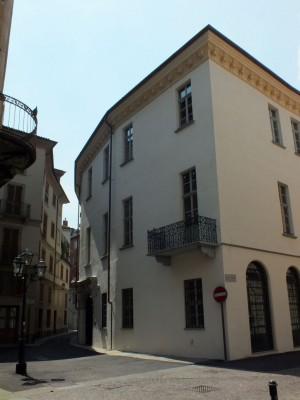Piazzetta Università dei Maestri Minusieri. Fotografia di Paola Boccalatte, 2013. © MuseoTorino