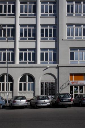 Sede del Gruppo Finanziario Tessile (GFT)