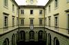 Il Regio manicomio (cortile interno). Fotografia di Dario Lanzardo, 2010. © MuseoTorino.
