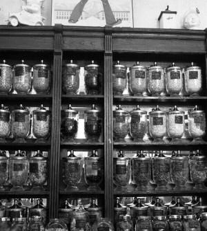 Confetteria Barberis, particolare interno, 1998 © Regione Piemonte