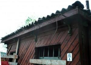 Ex baraccotto di via Livorno 81