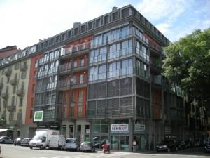 Edificio in Corso Giacomo Matteotti 61