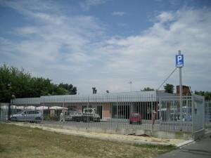 Edificio di civile abitazione e magazzino in corso Moncalieri 306