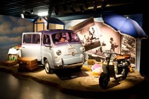 Museo Nazionale dell'Automobile. © Museo Nazionale dell'Automobile