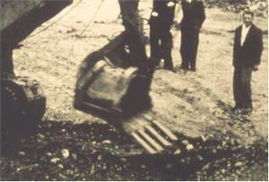 Nel 1948 è posta la prima pietra della Casa di Carità in corso Brin.©Unione catechisti.