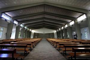 Chiesa San Giovanni Vianney. Fotografia di Gianluca Platania, 2012. © Città di Torino