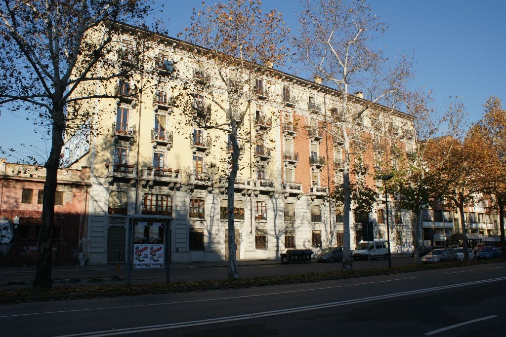 Storia della barriera di milano 1852 1945 museotorino for 1 5 piani artistici della casa di storia