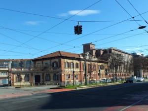 Rimesse e uffici tramvie urbane, già ATM