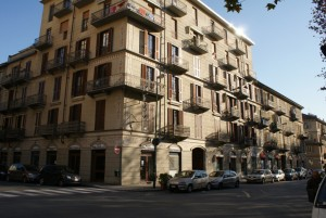 Case Grassi, via Lombardore – corso Novara – via Agliè