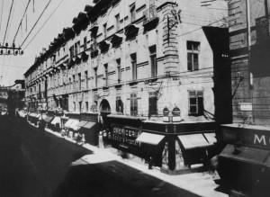 Via Roma 80, anni Venti © Archivio Storico Città Torino