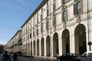 Palazzo degli Stemmi restaurato. Fotografia di Nicole Mulassano 2015