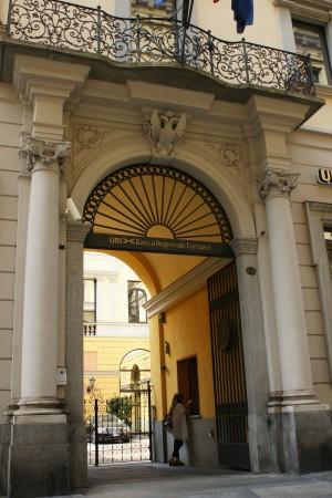 Palazzo Pallavicino Mossi, già Caisotti di Casalgrasso. Fotografia di Edoardo Vigo, 2012.