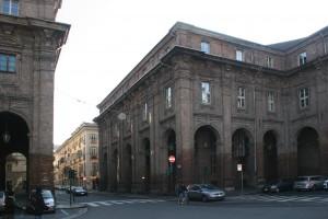 Veduta d'insieme dei Quartieri Militari. Fotografia di Enrico Lusso, 2010