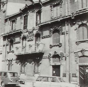 Edificio di civile abitazione in via Piffetti 12