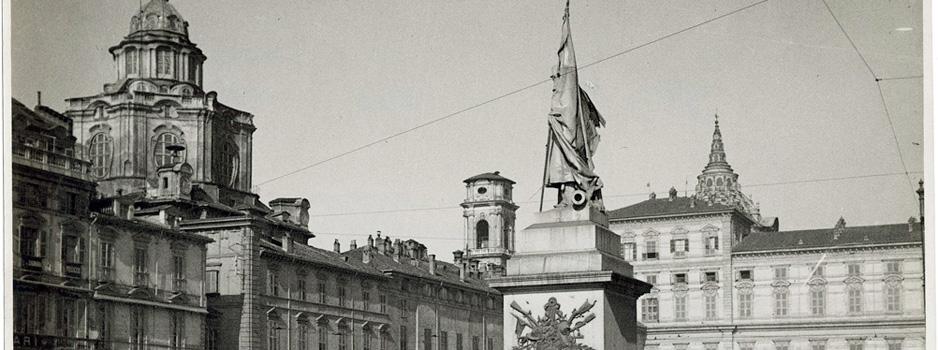 Monumento all'alfiere dell'esercito sardo