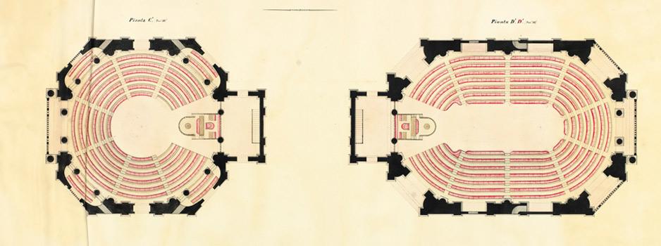 Aula del Parlamento subalpino