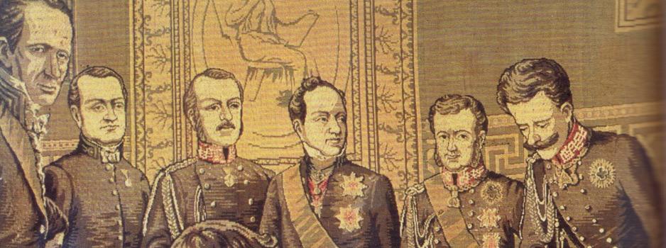 Sala consiglio Palazzo Reale