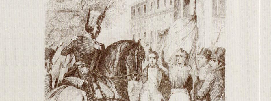 Obelisco dedicato ai Moti del 1821
