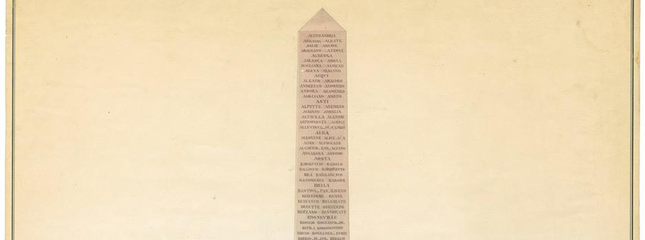 Obelisco delle leggi Siccardi