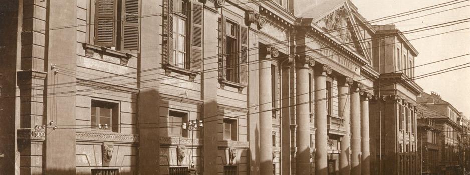 Palazzo dei Supremi Magistrati