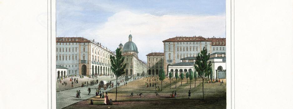 Piazza della Repubblica, detta Porta Palazzo