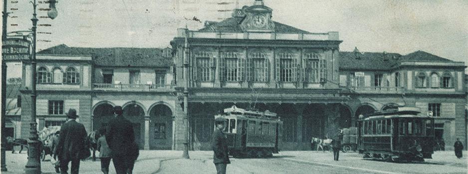 Stazione di Porta susa